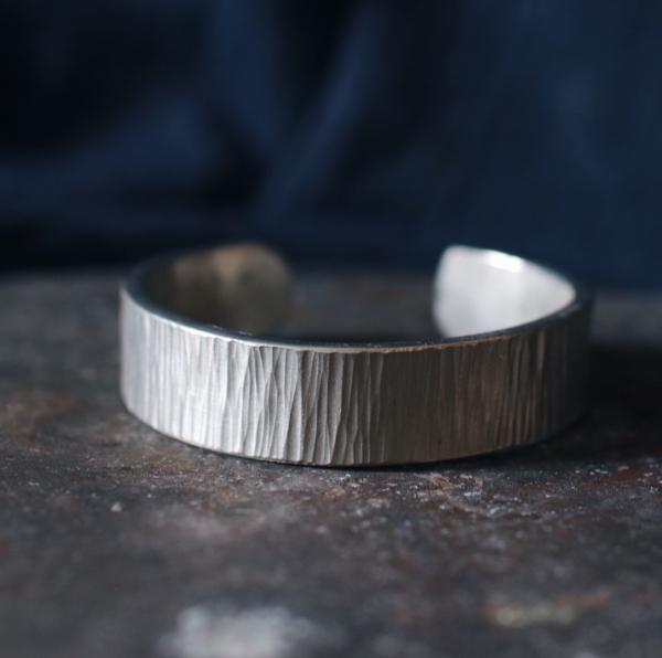 伴哲生錫飾品_粗手環