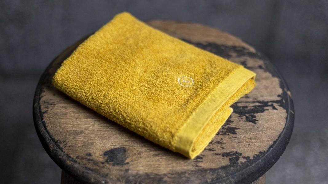 草木染毛巾 福木