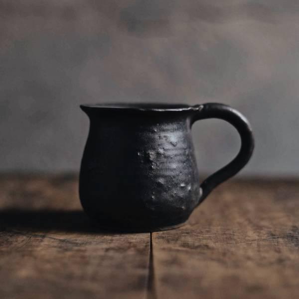望氣 霧鐵 花苞咖啡杯 高