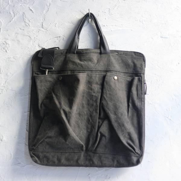 CHEEZ CHEEZ帆布鞄_Avi bag_大方黑