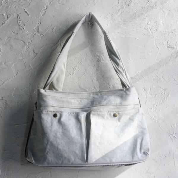 CHEEZ CHEEZ帆布鞄_Avi bag_三角