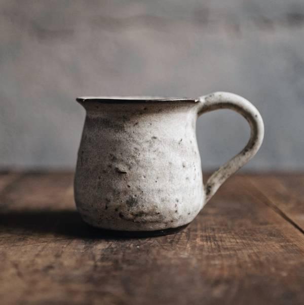 望氣|鏽|花苞咖啡杯 高