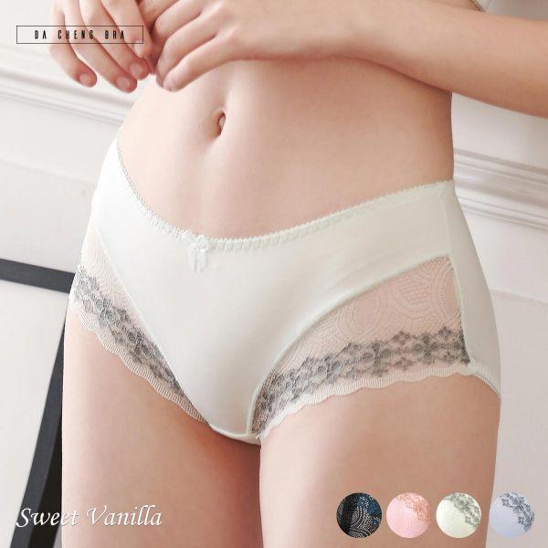 甜香草冷萃.蕾絲內褲 台灣第一品牌 台灣製內衣褲 平價品牌 好穿內衣