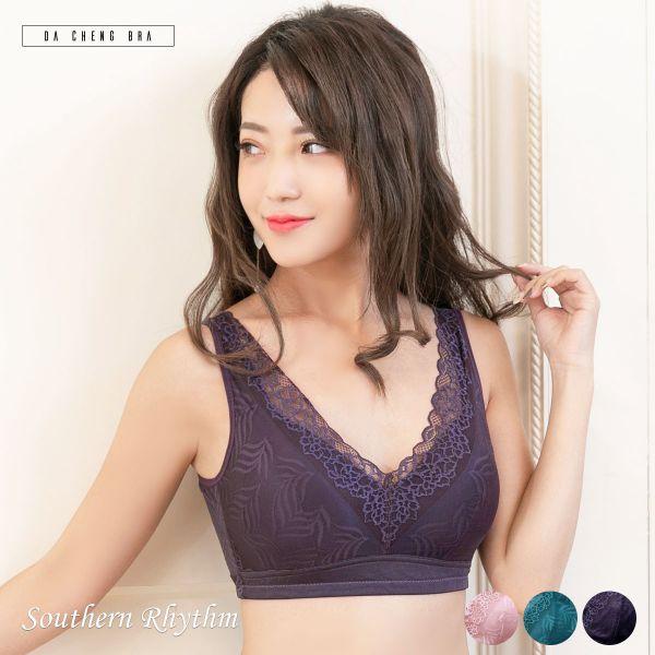 南島小情歌.美背無鋼圈內衣 台灣第一品牌 台灣製內衣褲 平價品牌 好穿內衣