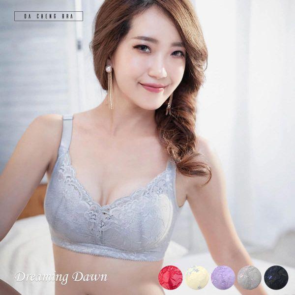 清晨夢裡.蕾絲托胸內衣 台灣第一品牌 台灣製內衣褲 平價品牌 好穿內衣