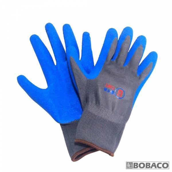 優卡得【乳膠止滑手套(藍)】防滑 止滑 安全 防護手套 工作手套 優卡得【乳膠止滑手套(藍)】防滑 止滑 安全 防護手套 工作手套