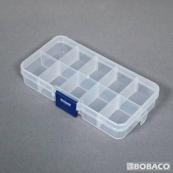 【10格零件收納盒】(隨機出貨) 工具零件盒 透明收納盒子 儲物盒 雜物收納 飾品收納盒 藥盒 【10格零件收納盒】(隨機出貨) 工具零件盒 透明收納盒子 儲物盒 雜物收納 飾品收納盒 藥盒