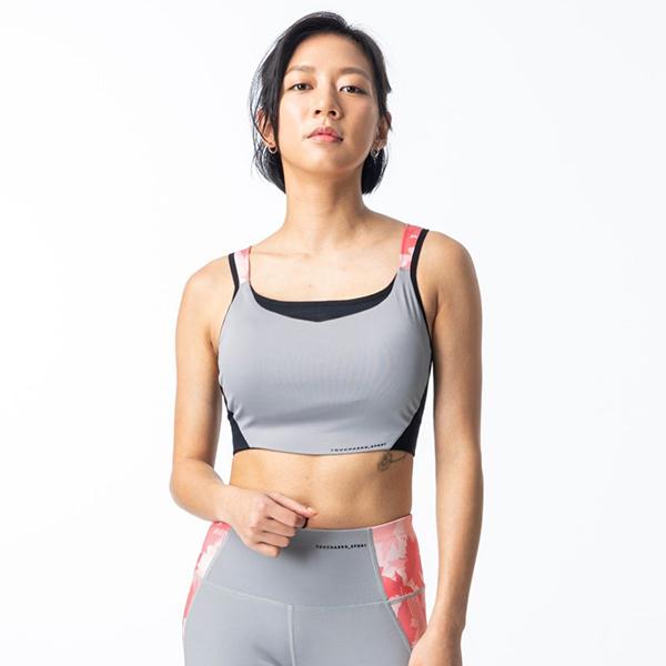 調整型BRA-TA201236(商品不含內搭與配件)-百貨專櫃品牌 TOUCH AERO 瑜珈服有氧服韻律服 台灣製造,吸濕排汗,瑜珈,健身運動,顯瘦,提臀,高腰,彈力,重訓,速乾