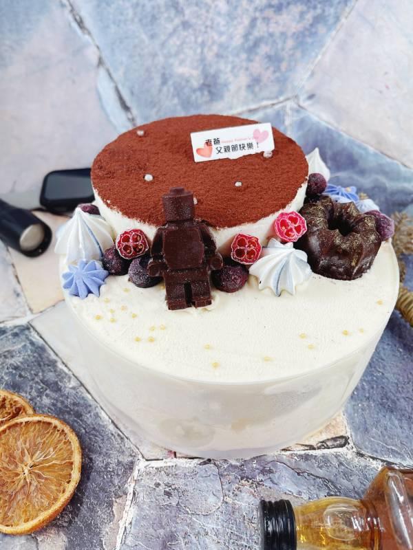 2021限量父親節蛋糕預購中 父親節蛋糕