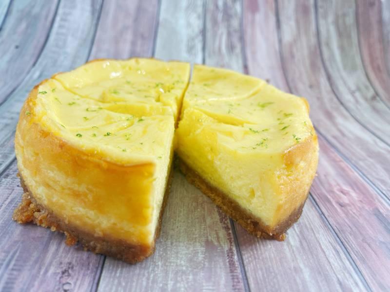 檸檬餡乳酪
