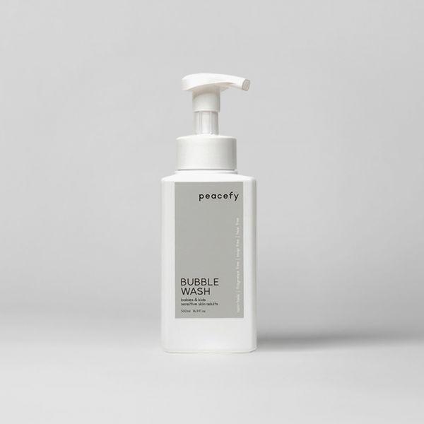 BUBBLE WASH 洗澡,慕斯,洗手,清潔,洗臉,沐浴乳,敏弱肌,寶寶慕斯,寶寶洗澡,孕婦