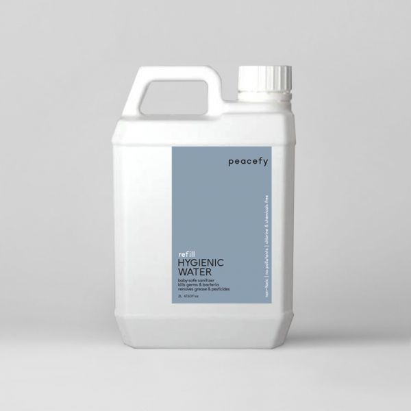 HYGIENIC refill 極效水補充瓶|全方位居家清潔