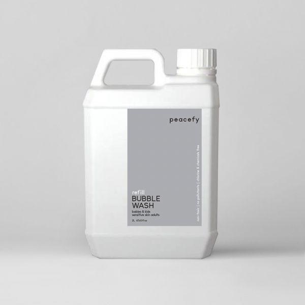 BUBBLE WASH refill 親膚泡泡慕斯 補充瓶(無香) 洗澡,慕斯,洗手,清潔,洗臉,沐浴乳,敏弱肌,寶寶慕斯,寶寶洗澡,孕婦