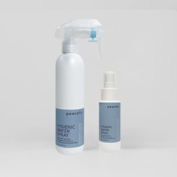 HYGIENIC 極效水噴霧|隨身+居家瓶