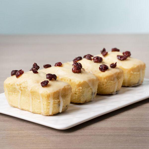 輕鬆DIY-蔓越莓檸檸磅蛋糕 在家也能輕鬆DIY!蔓越莓檸檸磅蛋糕