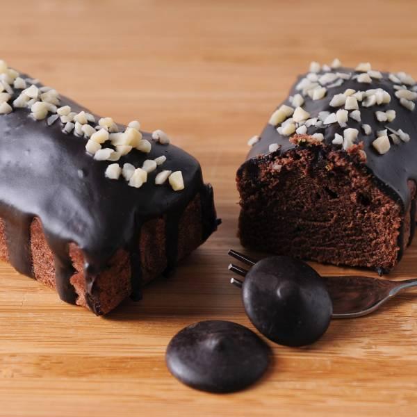 輕鬆DIY-杏仁巧克力磅蛋糕 在家也能輕鬆DIY!杏仁巧克力磅蛋糕
