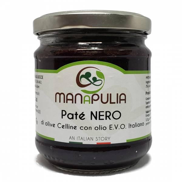 SUD BLACK OLIVE SPREAD BLACK OLIVE, spread, pate, extravirginoliveoil, caviar, vegan, vegetarian