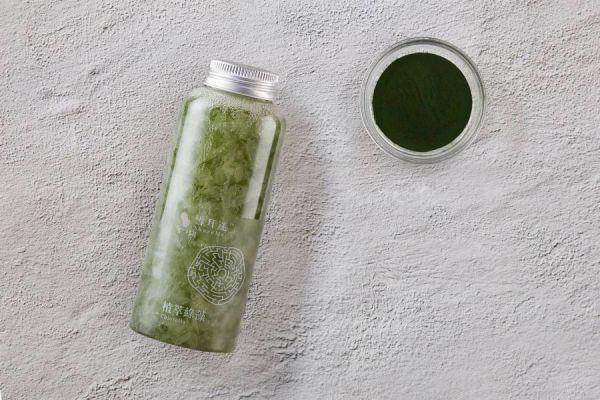 植萃綠藻雪耳6入 白木耳,銀耳,雪耳,白木耳飲,銀耳露,銀耳飲,雪耳飲,素燕窩