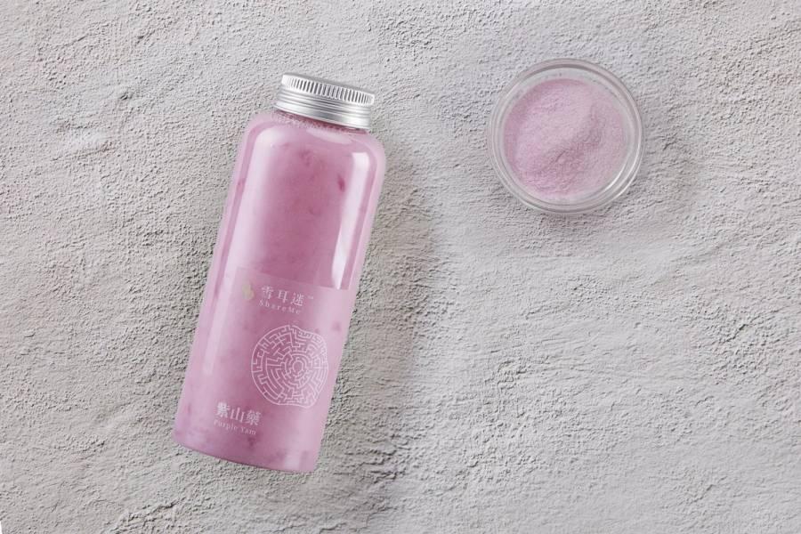 紫山藥雪耳6入 雪耳迷,木耳飲,白木耳,雪耳, 低糖低熱量,孕婦飲品