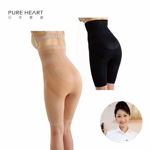 日本原裝進口-櫻香流 臀腿美體褲 保暖 消耗熱量 增加代謝 兩個月so 20cm
