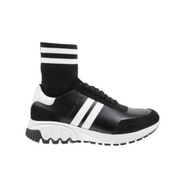 Neil Barrett Hybrid Sock Runner 男款運動鞋    IT 40/41/42/43