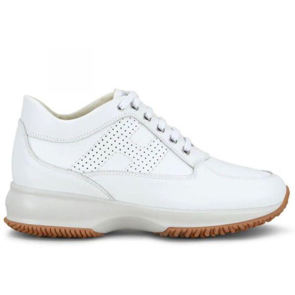 Hogan Interactive 小牛皮 白色女款運動鞋  IT 36/37/37.5/38/38.5