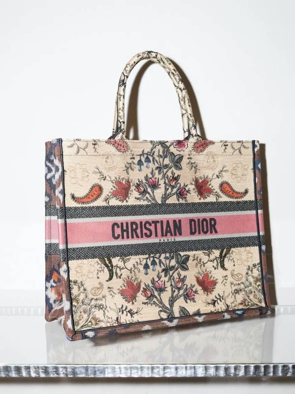 Dior 多色 Dior Flowers Book Tote 包  Bottega Veneta