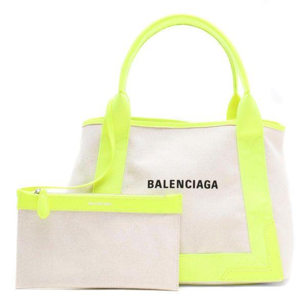 Balenciaga 339933 S 小款經典帆布手提托特子母包