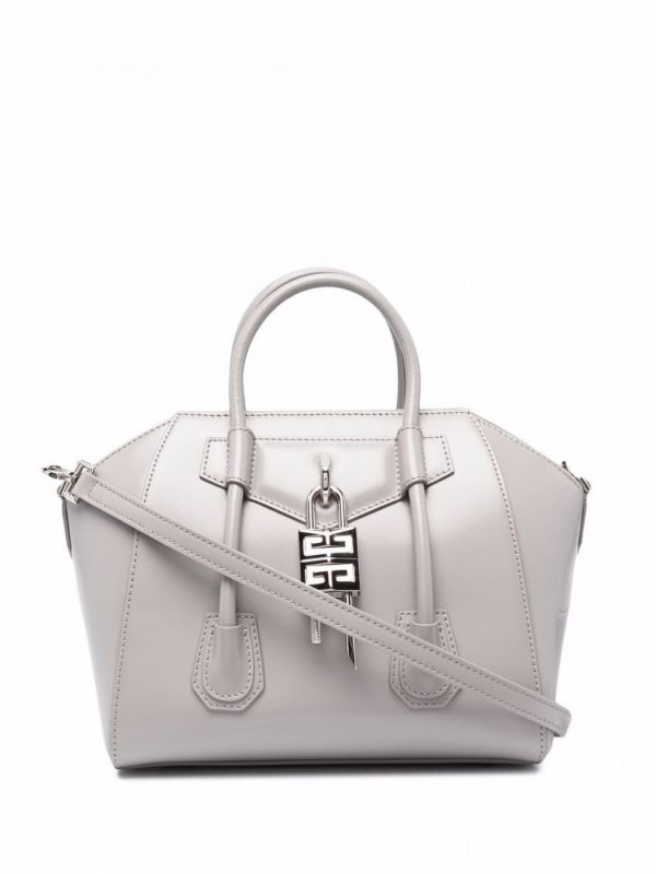 Givenchy Antigona Lock Box 光滑小牛皮   4G 掛鎖包