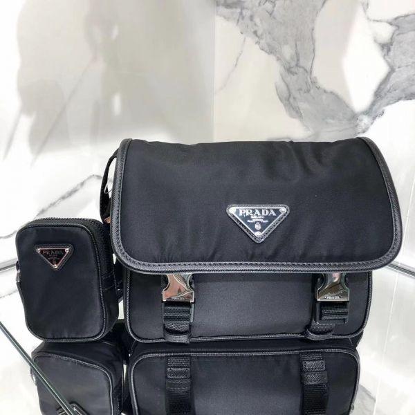 Prada Re-Edition 翻蓋郵差三合一多用包 Bottega Veneta