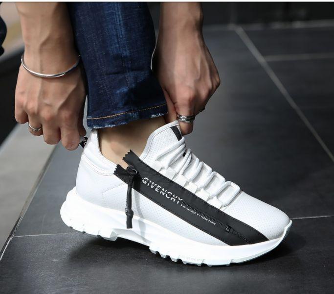 Givenchy 男士SPECTRE低幫慢跑休閒鞋  IT 40/41/42/43/44 DIORHOMME