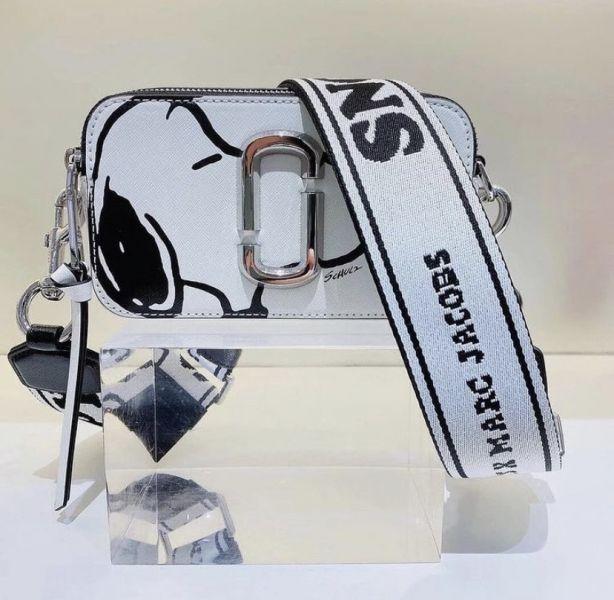 Marc Jacobs Snapshot 連乘 Peanuts 史奴比相機包