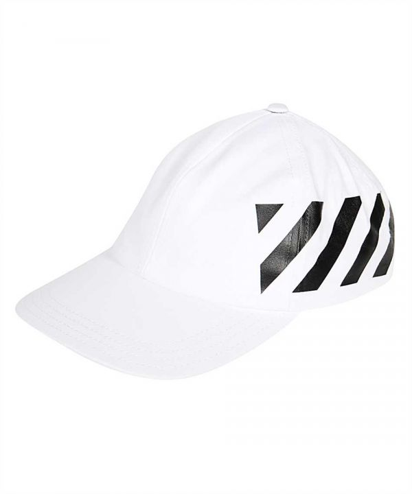 Off-White 白色運動帽