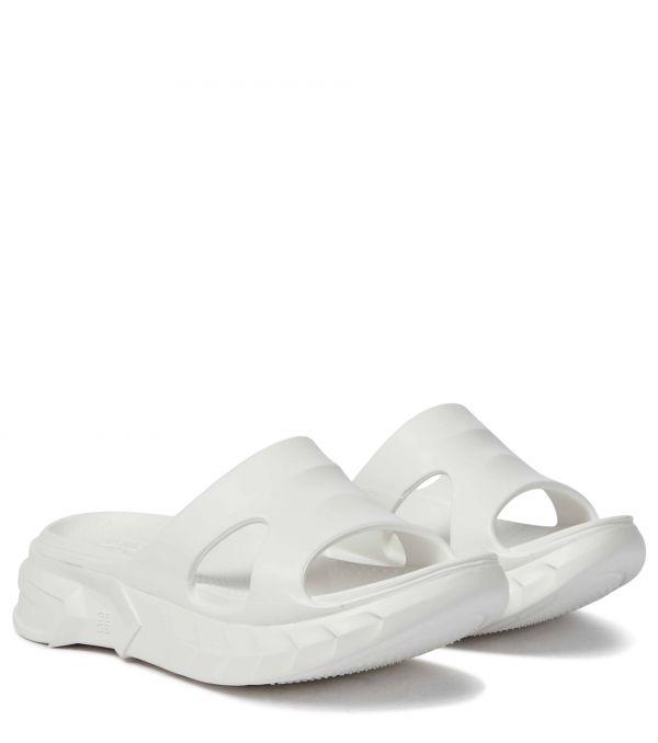 Givenchy 女款Marshmallow凉鞋 白色 IT 36/3738//39/40 DIOR