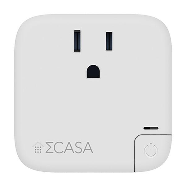 2件組-【Sigma Casa 西格瑪智慧管家】Plug 智能插座 X 二件 西格瑪智慧管家,IOT,安防管家,智能管家,電工管家,智能家庭,Smarthome,Google 智能音箱,小米智慧家庭,Apple Homekit eve,