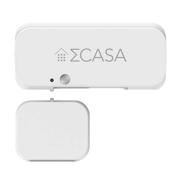 【二件優惠價-Sigma Casa 西格瑪智慧管家】Door/Window門窗感應器 X 二件 西格瑪智慧管家,IOT,安防管家,智能管家,電工管家,智能家庭,Smarthome,Google 智能音箱,小米智慧家庭,Apple Homekit eve,
