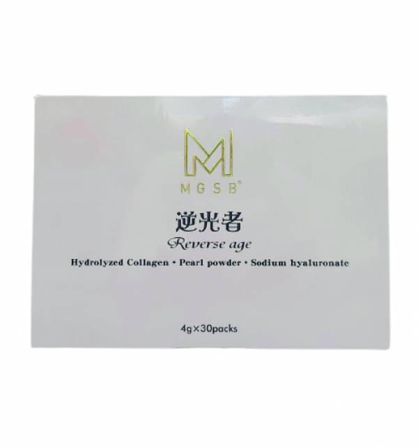 MGSB l 逆光者 膠原珍珠粉 4g/包 30包入【MISS.SUGAR 微甜小姐】