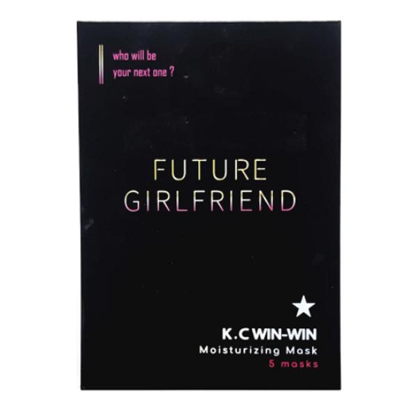 K.C WIN-WIN l 未來女友面膜 5片/盒【MISS.SUGAR 微甜小姐】磁石面膜 即期良品
