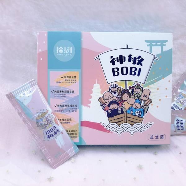 拾氧青春 BackO2Youth l 神敏BOBI 益生菌 15包/盒【Miss.Sugar】美國專利 過敏 呼吸道