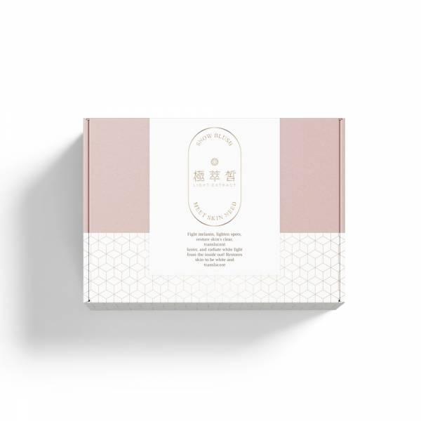 極萃皙 LIGHT EXTRACT l 三代膠囊 30顆/盒【MISS.SUGAR 微甜小姐】極萃 亮白膠囊