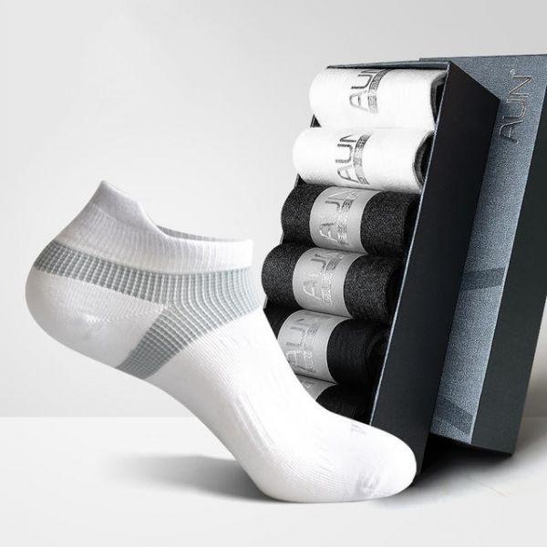 【6雙】男士防臭運動短襪 DW109 AUN,除臭襪,腳臭,抑菌襪,抗菌襪,襪子,男襪,除臭襪推薦,中筒襪,機能襪,運動襪,休閒襪,紳士襪,隱形襪,船型襪,短襪,防臭襪