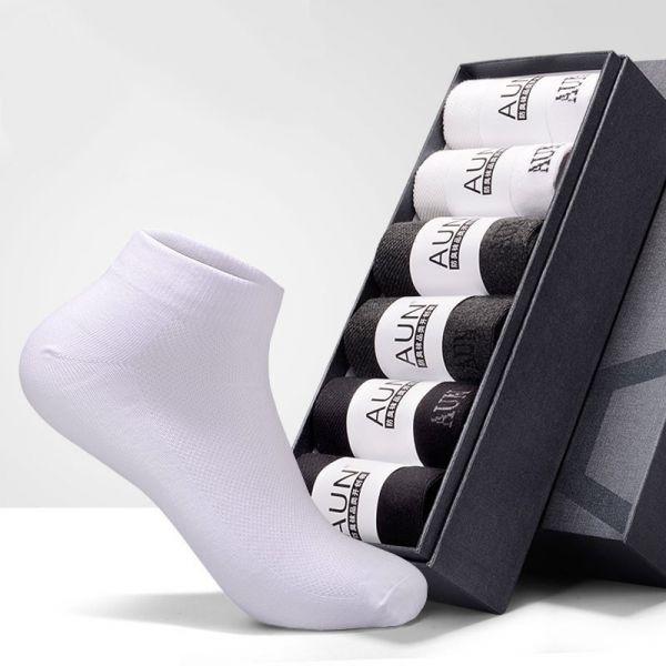 【6雙】男士休閒薄款短襪 DW115 AUN,除臭襪,腳臭,抑菌襪,抗菌襪,襪子,男襪,除臭襪推薦,中筒襪,機能襪,運動襪,休閒襪,紳士襪,隱形襪,船型襪,短襪,防臭襪
