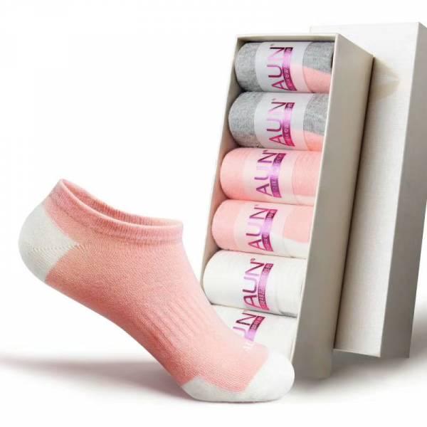 【6雙】女士薄款透氣運動船襪 CW221 AUN,除臭襪,消滅腳臭,腳臭,襪子,女襪,除臭襪推薦,中筒襪,機能襪,休閒襪,船型襪,防臭襪