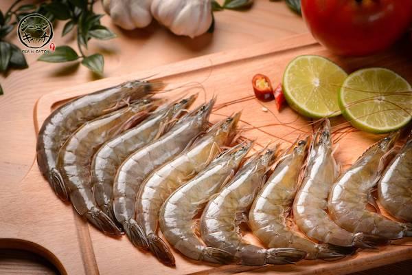 南美白蝦 40/50 南美白蝦,海鮮, 海產, 海鮮宅配, 海鮮市場, 生鮮宅配, 海產購物網, 烤肉食材,SEA N CATCH, 隆泰物產