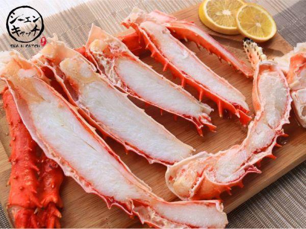帝王蟹腳 500g 帝王蟹腳 ,海鮮, 海產, 海鮮宅配, 海鮮市場, 生鮮宅配, 海產購物網, 烤肉食材,SEA N CATCH, 隆泰物產