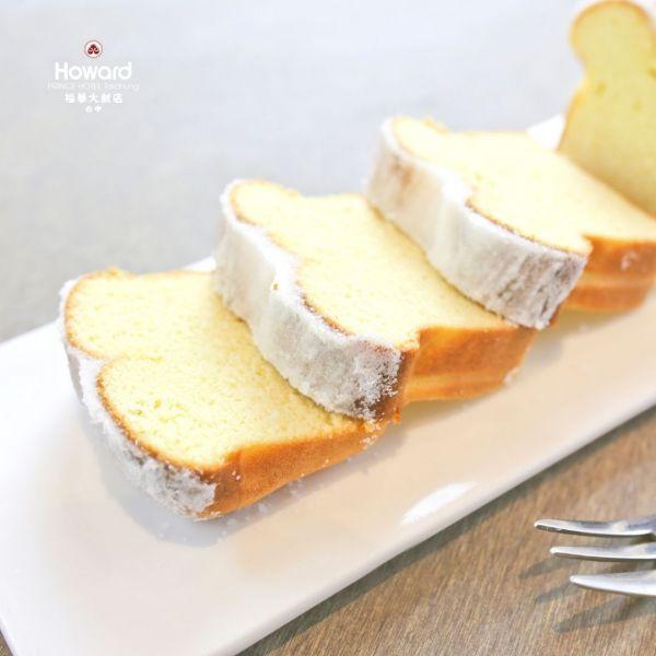 檸檬磅蛋糕[無麩奶蛋素] 無麩質甜點,無麩質,奶蛋素