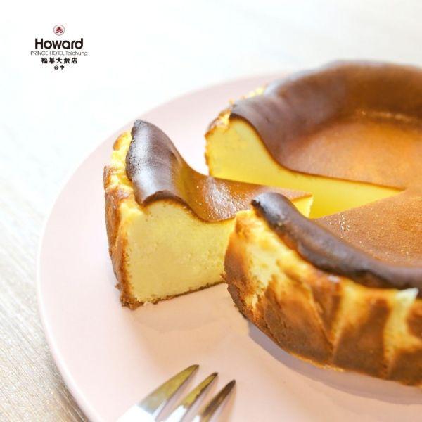 巴斯克乳酪蛋糕[奶蛋素] 巴斯克乳酪蛋糕,奶蛋素甜點