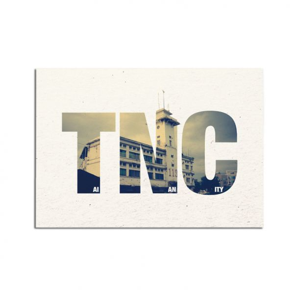 明信片-照片TNC系列 古蹟,臺南,明信片,旅行紀念