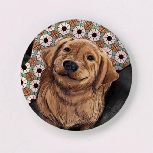 胸章-缺磚寵物系列(小 / 2入一組) 徽章,胸章,別針,花磚,寵物