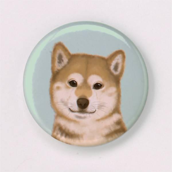 胸章-友善寵物系列(中) 徽章,胸章,別針,寵物